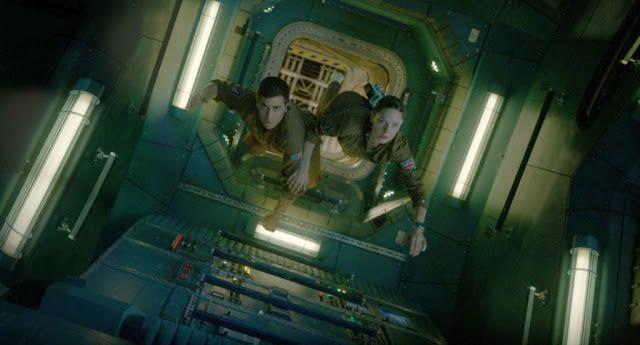 """Cinema no Escurinho: """"Vida"""" tem bons efeitos visuais, mas oferece suspe..."""