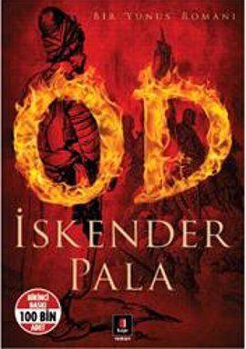 """Okur Testi  """"Od - İskender Pala""""  (Kapı Yayınları) http://beyazkitaplik.blogspot.com/2012/01/od-iskender-pala-okur-testi.html"""
