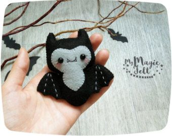 Halloween ornaments SET of 19 cute Halloween by MyMagicFelt                                                                                                                                                                                 More