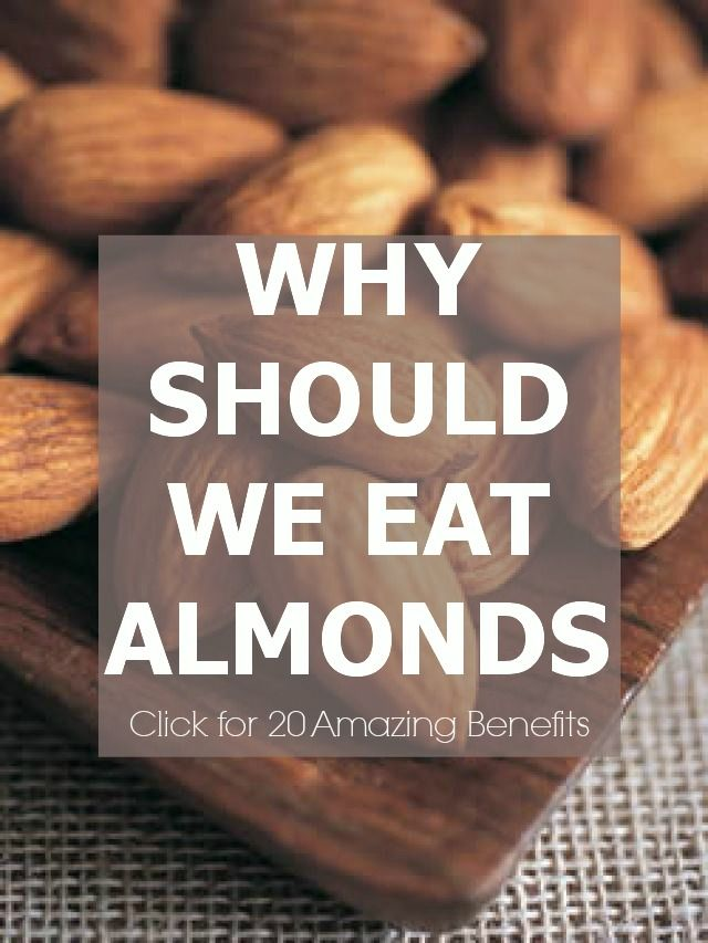 20 Amazing Benefits And Uses Of Almonds
