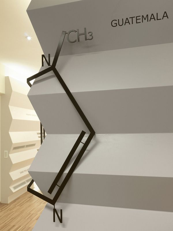 COGECO S.p.a. offices by Dimitri Waltritsch, via Behance