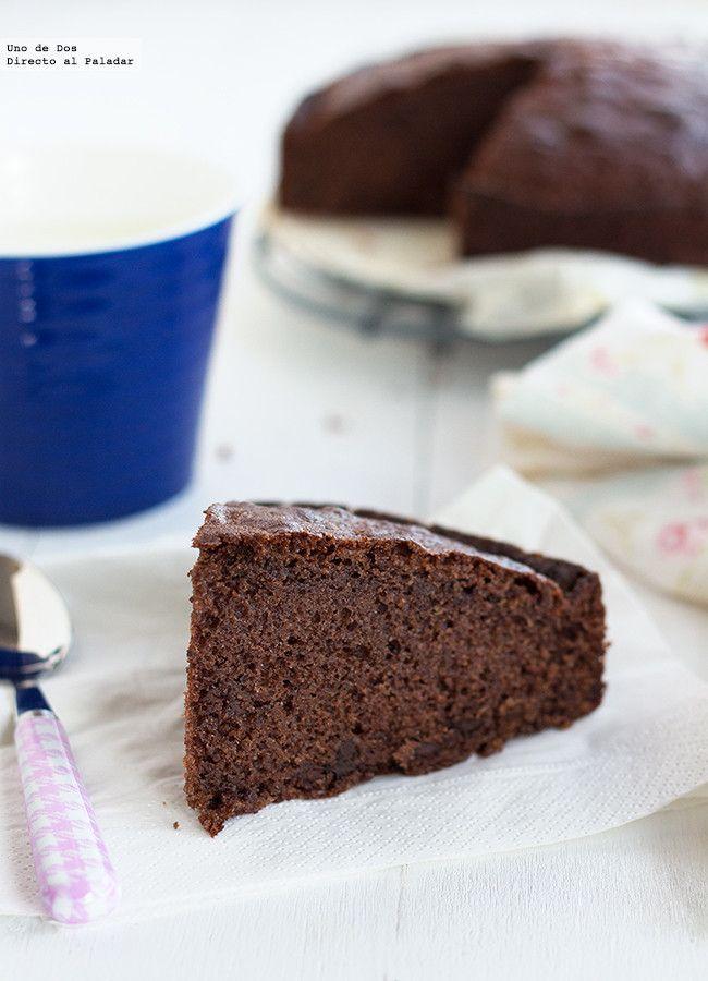 Cómo conseguir un bizcocho de chocolate esponjoso. Trucos y consejos para conseguir un bizcocho de chocolate esponjoso ༺✿ƬⱤღ✿༻