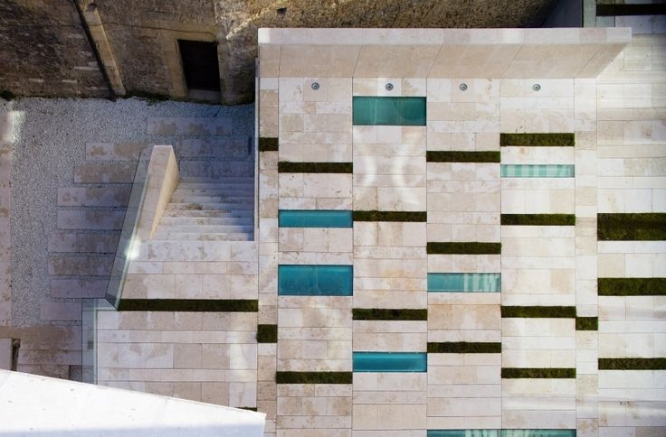 OVIEDO, Spain  MUSEO ARQUEOLÓGICO DE OVIEDO. ASTURIAS  REFORMA Y AMPLIACIÓN  Fernando Pardo Calvo / Bernardo Garcia Tapia