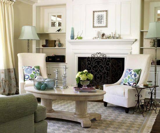 Furniture Arrangement Around Fireplace My Style Modern Traditiona