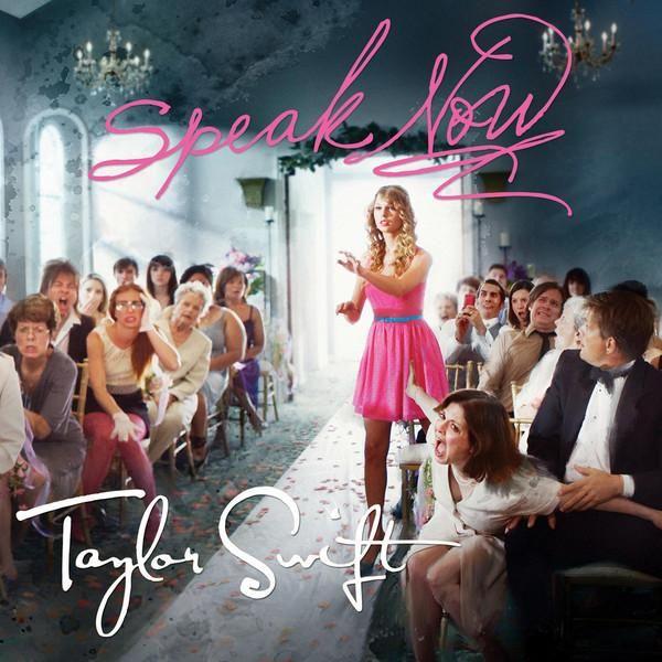 Speak Now~Taylor Swift
