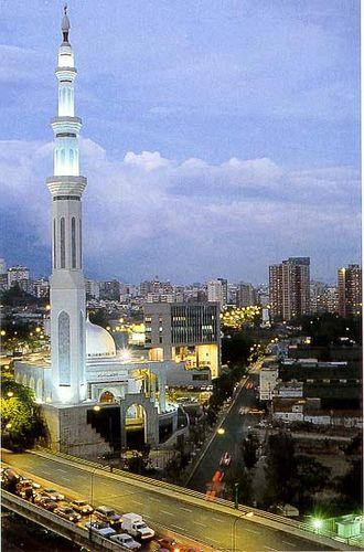 ibrahimi mosque, caracas, venezuela 2