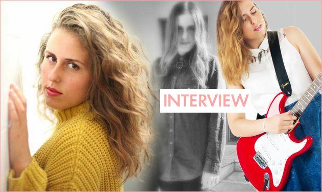 Η πρώτη συνέντευξη της φιναλίστ του πρώτου The Voice, μετά την κυκλοφορία του δίσκου της!