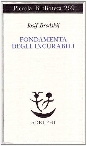 Fondamenta degli incurabili di Iosif Brodskij   LibraryThing