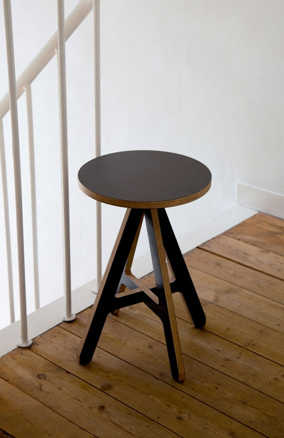 Cool stool.