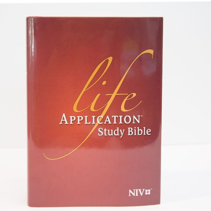 Application – apply the Bible to your life | Study the ...
