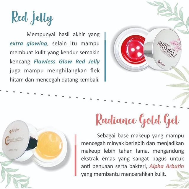 Red Jelly Untuk Flek Hitam