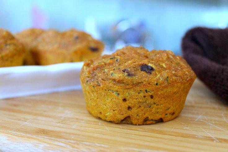 Zucchini Bikini Pumpkin Bread  mmm easy if you buy the baby food pumpkin puree I think