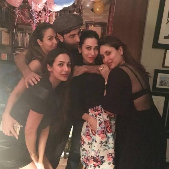 Inside pics of Kareena Kapoor birthday: Saif Ali Khan and daughter Sara make her day special