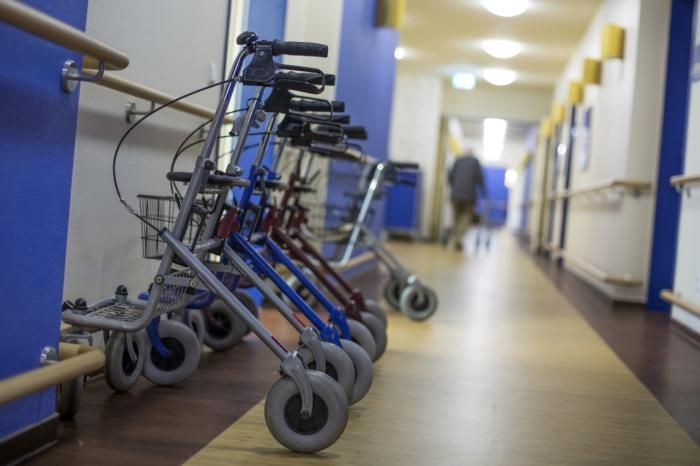 Vi har et samfund, der ikke vil have invalider. De koster, og det ser ikke pænt ud.