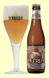 Petrus Aged Pale is my absolute favorite Belgian Sour beer.  It pairs well with any white meat or seafood dish and is reminiscent of a dry Sauvignon Blanc wine.  If you can find it, try it.