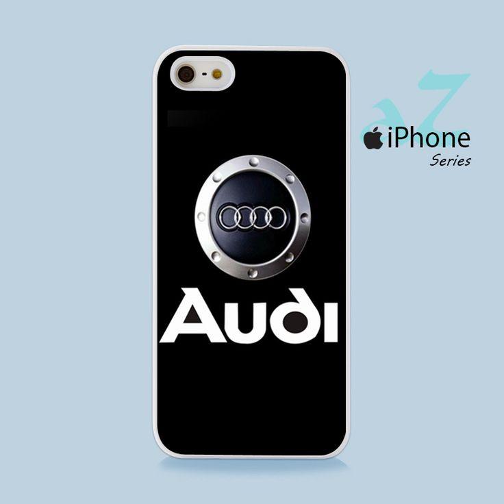 Audi Logo Phone Case | Apple iPhone 4/4s 5/5s 5c 6 6 Plus Samsung Galaxy S3 S4 S5 S6 S6 Edge Samsung Galaxy Note 3 4 5 Hard Case