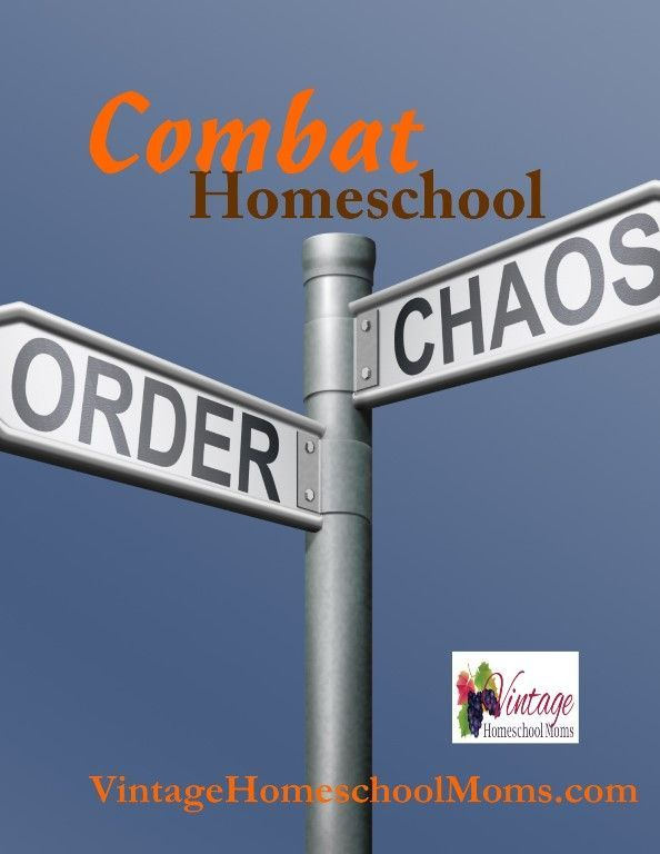 How can you combat homeschool chaos when your life is so full and so busy? Is your homeschool out of control – did you have a really bad day and were ready to retreat? If you've homeschooled more than one day – you know what I'm talking about. In this episode of Vintage Homeschool Moms, Felice shares ways to combat those homeschool chaos days.
