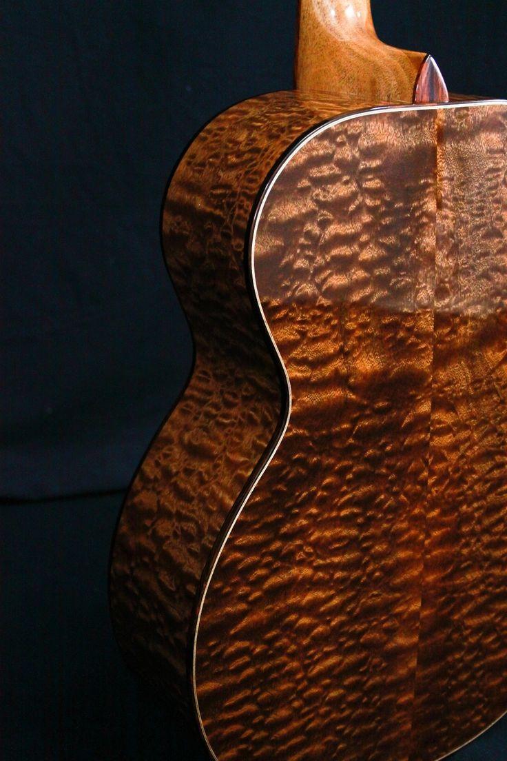 Batson Custom Parlor Guitar