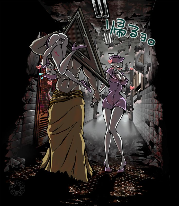 14 best images about Silent Hill on Pinterest   Hard to