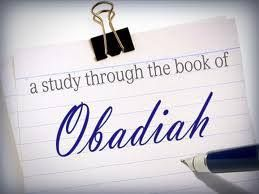 Bible Study: The Book of Obadiah « Calvary Bible Church