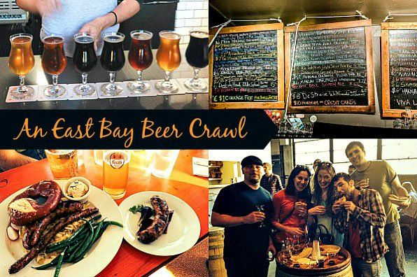 East Bay Beer Crawl