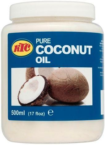 olej kokosowy KTC