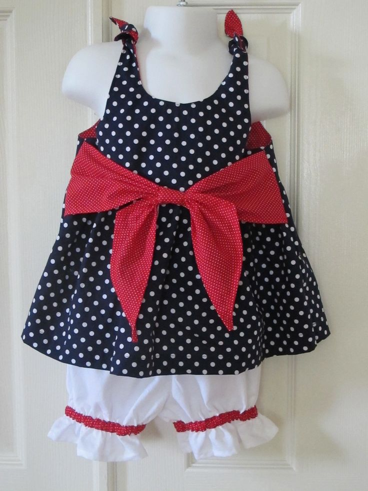 Baby and Toddler Dress and Top PDF Pattern sundress or