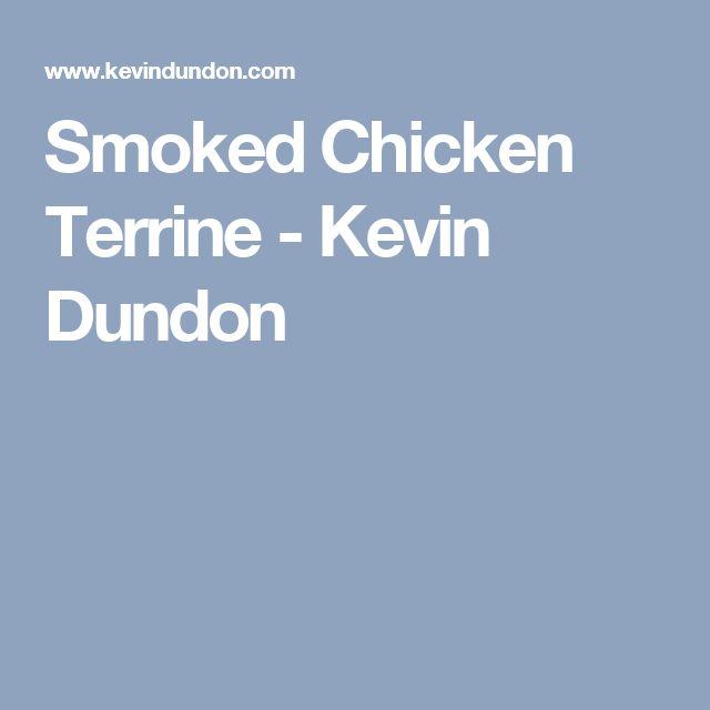 Smoked Chicken Terrine - Kevin Dundon