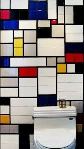 Image result for gorgeous colourful character unusual bathroom tiles