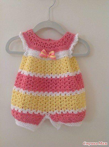 Como hacer un mameluco tejido a crochet02