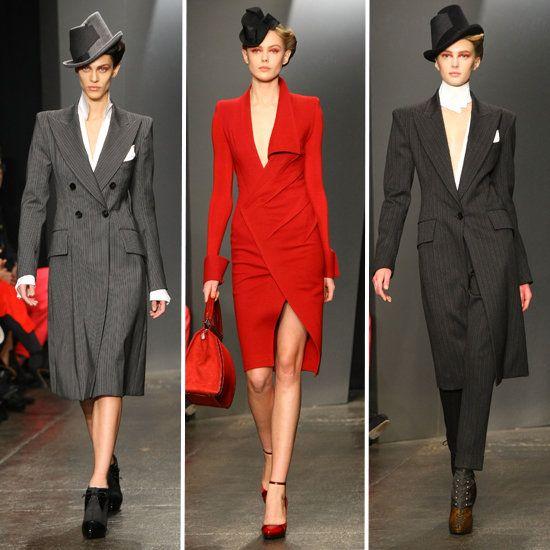 Love this, watch out Fall: Fashion Weeks, New York Fashion Week, Fall Newyork, Fall 2012, Givenchy, Newyork Fashion, 2012 Fall, Donnakaran