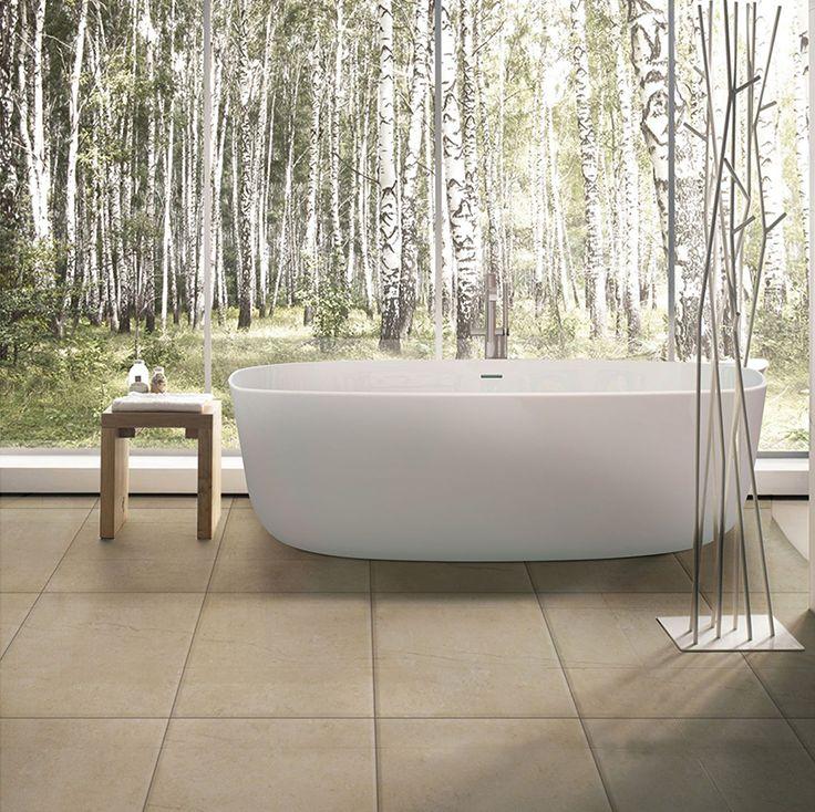 En invierno, los baños de tina son más cálidos y reponedores, y mucho más si los complementas con una decoración estimulante. #SodimacHomecenter #Sodimac #Homecenter