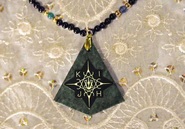 Kindness, Infinity, Joy, Harvest Yuzuru Hanyu's charm necklace