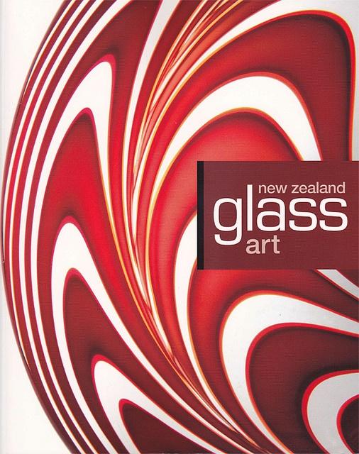 Book Cover featuring John Penman by John Penman Glass Art, via Flickr