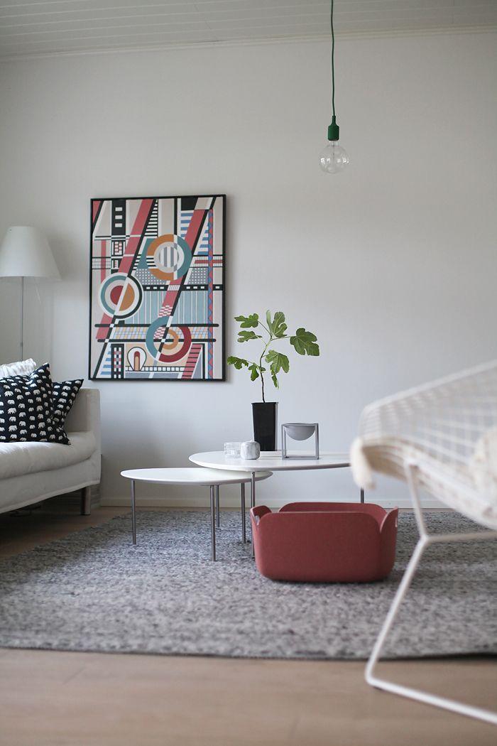 die besten 25 filzkorb grau ideen auf pinterest. Black Bedroom Furniture Sets. Home Design Ideas