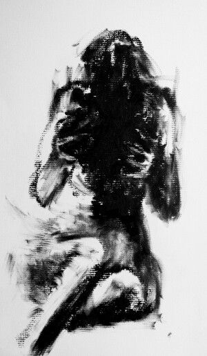 Clara Lieu – Falling Sketch
