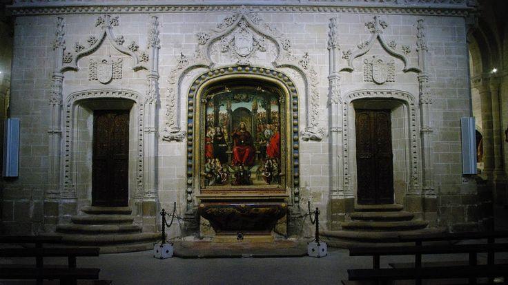 Fotos de: Zamora - Románico - Catedral de San Salvador - Vista Interior