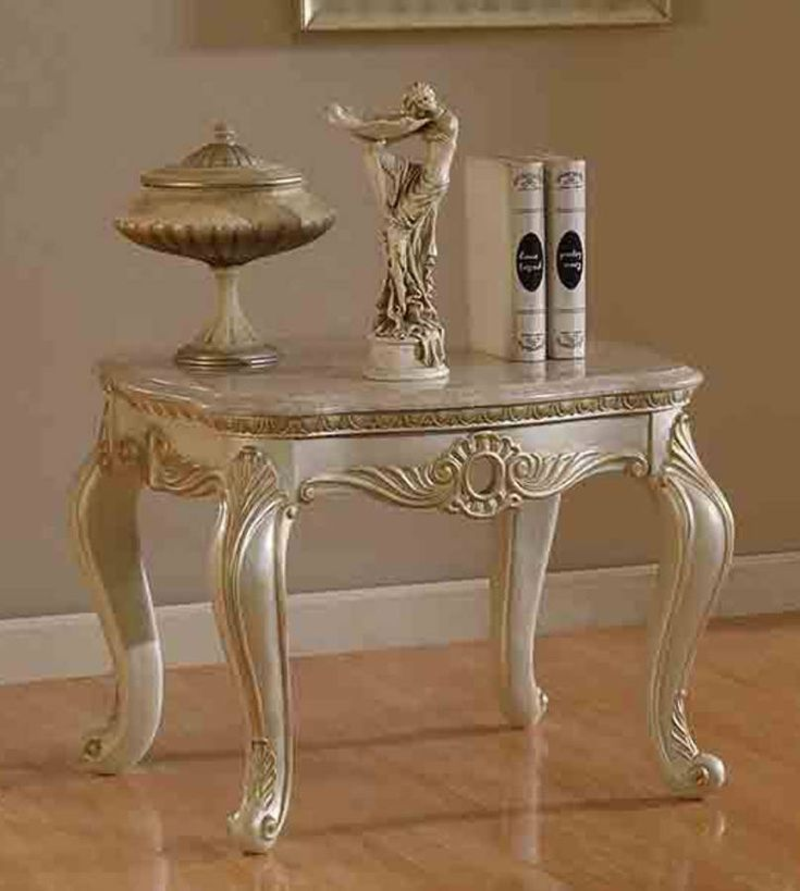Marble And Carved Wood Accent Table: 25+ Best Ideas About Marble Top End Tables On Pinterest