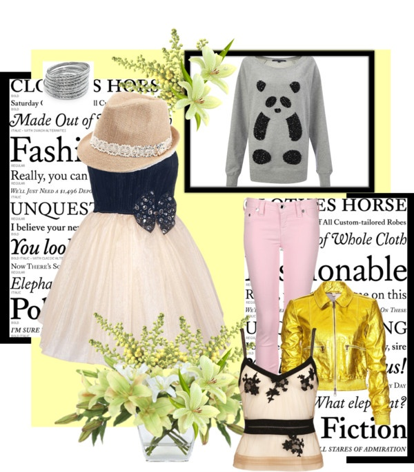 """""""Did you want to make a dress on www.onedressgirl.com"""" by jackpown on Polyvore"""