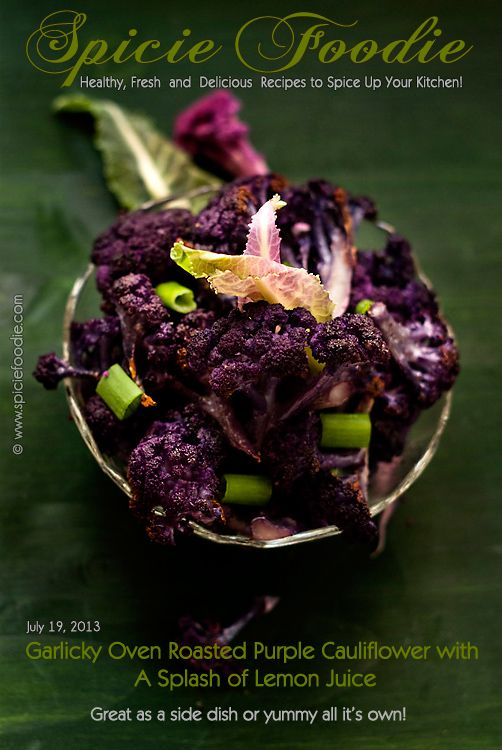 25+ best ideas about Purple cauliflower on Pinterest ...
