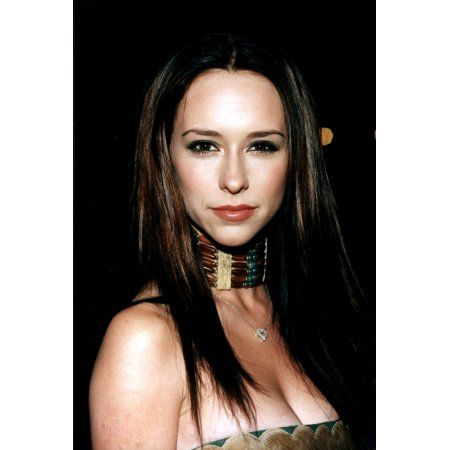 Jennifer Love Hewitt At Premiere Of Battlefield Earth Canvas Art - (16 x 20)