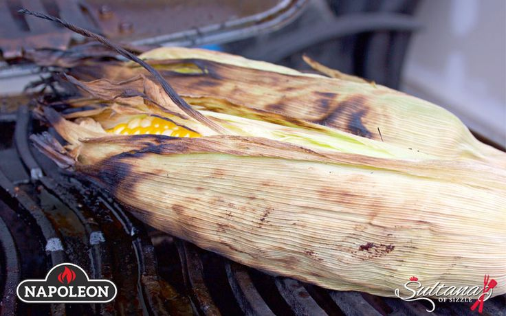 How To Grill Corn On The Cob In The Husk