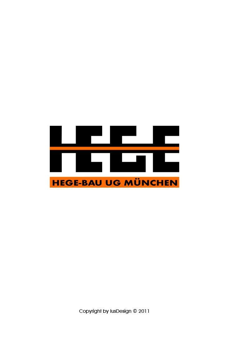 Hege-Bau UG (building industry) 2011.