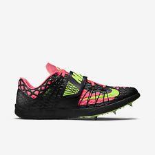 Nike Triple Jump Elite Track Spikes Black/ Hyper Punch Men's Sizes - 705394-036
