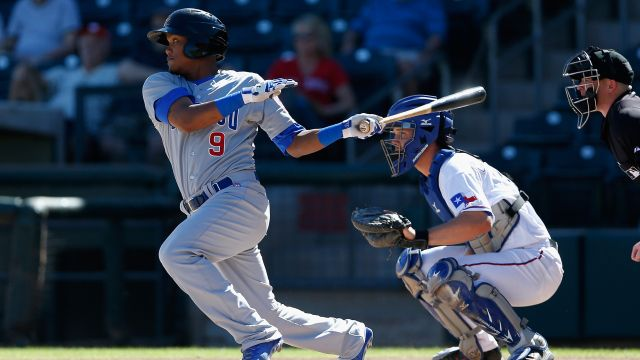 Report: Cubs Calling Up Top Prospect Addison Russell « CBS Chicago