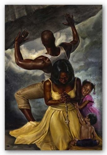 Pin by Ophelia Smith on Black Art | Black love art, Afro ...