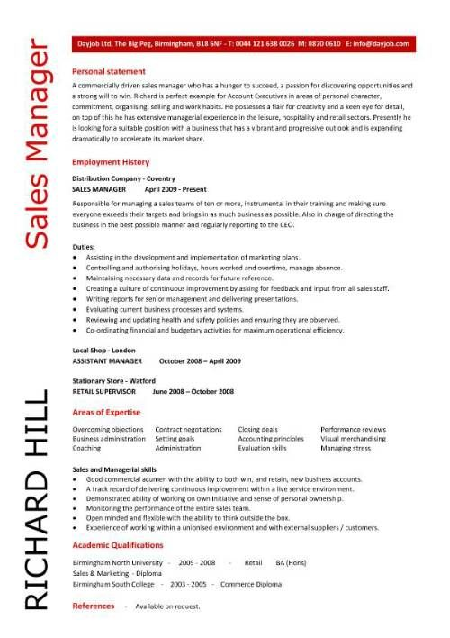 The 25+ best Example of cv ideas on Pinterest Example of resume - assistant visual merchandiser sample resume