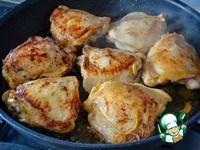 Куриные бёдра в пряном маринаде ингредиенты