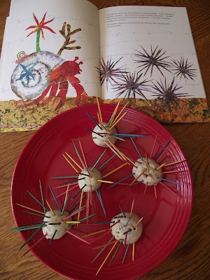 Like Mama~Like Daughter: An Enchanted Childhood ~ A House for Hermit Crab: A Sea Urchin