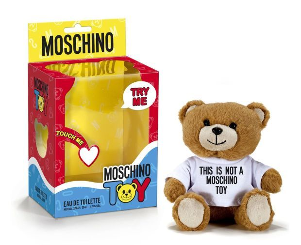 Profumo Moschino by Jeremy Scott: Moschino Toy!